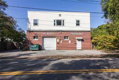 Bay Shore Commercial For Sale: 15 Redington St