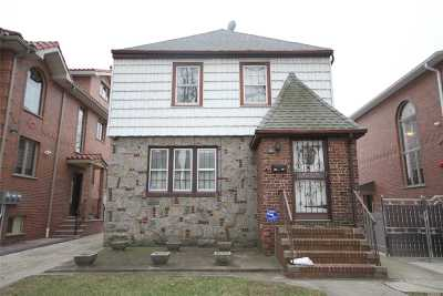 Whitestone Single Family Home For Sale: 145-24 24th Ave