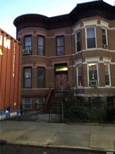 Brooklyn Multi Family Home For Sale: 940 New York Ave