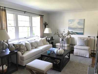 Pt.jefferson Sta Single Family Home For Sale: 96 Nostrand Ave