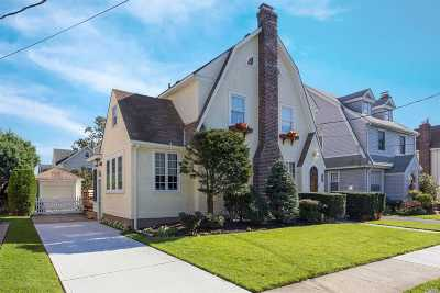 Rockville Centre Single Family Home For Sale: 171 Southard Ave