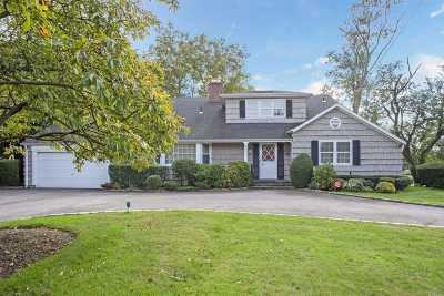 Hewlett Single Family Home For Sale: 245 Hewlett Neck Rd