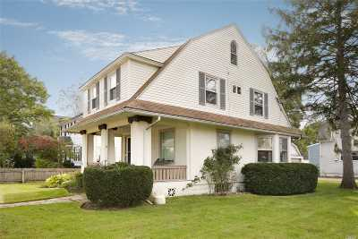 Woodmere Single Family Home For Sale: 21 Centre St