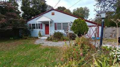 Calverton Single Family Home For Sale: 26 Calverton Ct