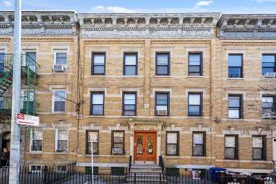 Ridgewood Multi Family Home For Sale: 20-52 Gates Ave