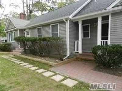 Westhampton Bch Rental For Rent: 257 Sunset Ave