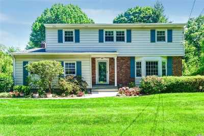Greenlawn Single Family Home For Sale: 14 W Sanders St
