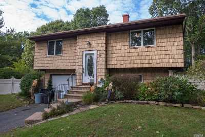 S. Setauket Single Family Home For Sale: 34 W Fawn Ln