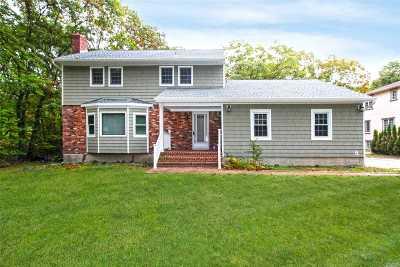 Smithtown Single Family Home For Sale: 7 White Oak Dr