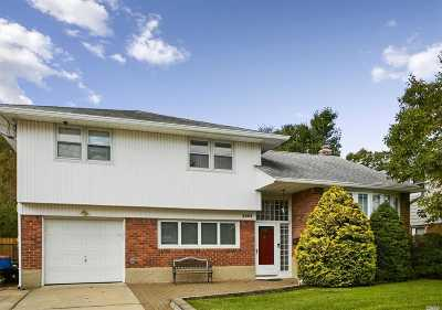 Wantagh Single Family Home For Sale: 3224 Waterbury Dr