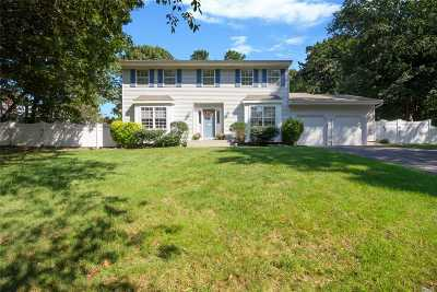 Hauppauge NY Single Family Home For Sale: $665,000