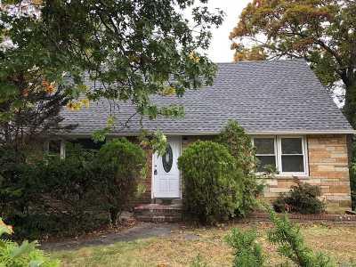 N. Babylon Single Family Home For Sale: 103 Hunter Ave
