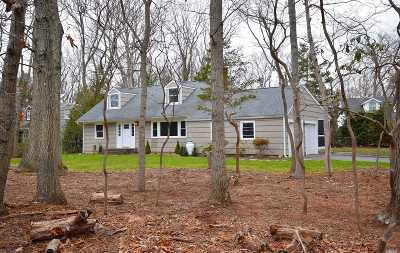 E. Setauket Single Family Home For Sale: 15 Coraway Rd