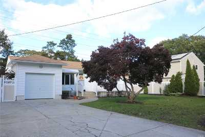 Ronkonkoma Single Family Home For Sale: 4429 N Express Dr
