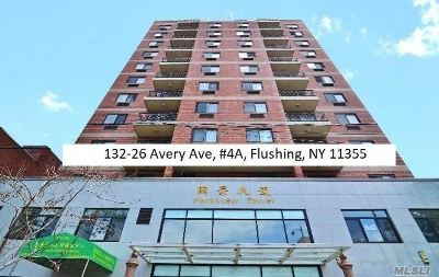 Flushing Condo/Townhouse For Sale: 132-26 Avery Ave #4A