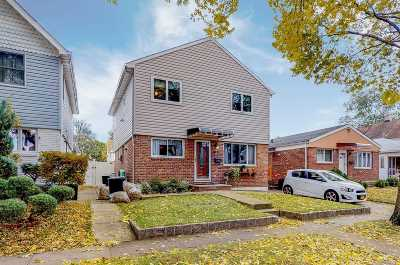 Bellerose, Glen Oaks Single Family Home For Sale: 82-11 242nd St