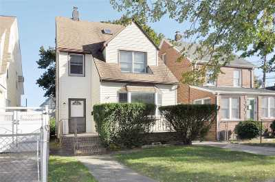 Bellerose, Glen Oaks Single Family Home For Sale: 89-15 242nd St