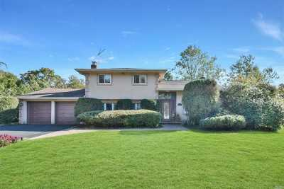 Jericho Single Family Home For Sale: 586 Parkside Dr