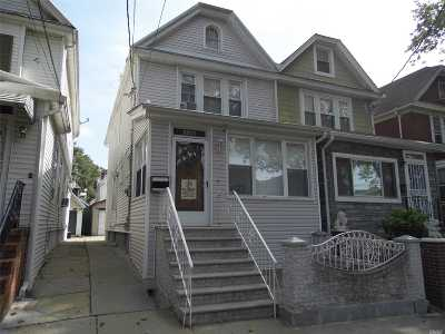 Woodhaven Single Family Home For Sale: 89-33 85th St