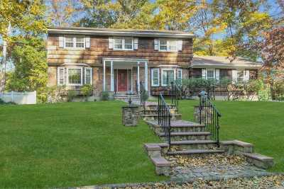 Setauket Single Family Home For Sale: 23 Cornwallis Rd
