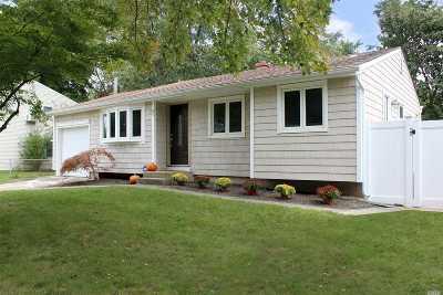 Selden Single Family Home For Sale: 47 Larry Rd