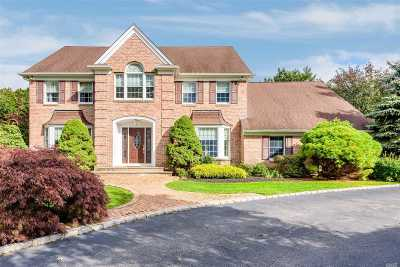 Greenlawn Single Family Home For Sale: 6 Clay Ct