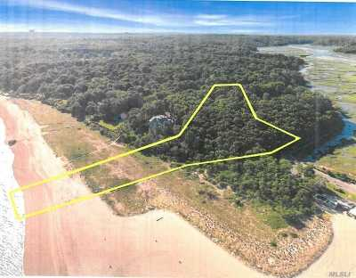 Nissequogue Residential Lots & Land For Sale: Lot #1 Short Beach Rd