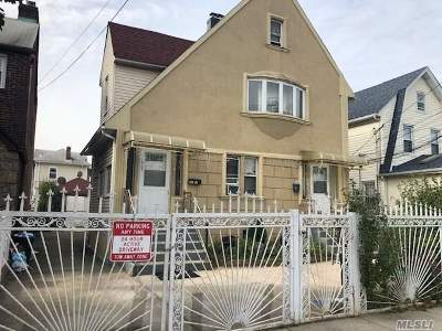 Richmond Hill Multi Family Home For Sale: 107-48 116th St