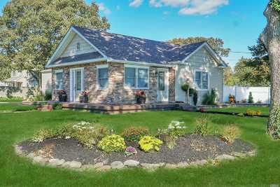 Bohemia Single Family Home For Sale: 57 Bourne Blvd