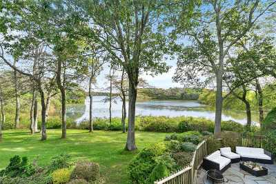 Water Mill Single Family Home For Sale: 297 Head Of Pond Rd
