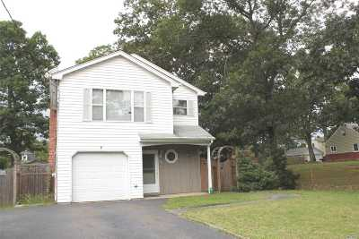 Selden Single Family Home For Sale: 331 Mooney Pond Rd