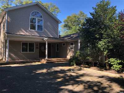 Port Jefferson Single Family Home For Sale: 110 Foxdale Ln