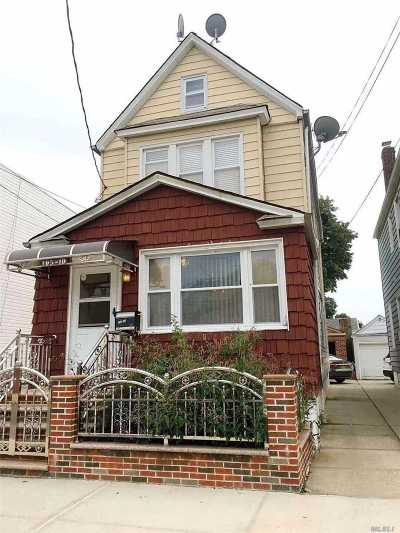 Ozone Park Single Family Home For Sale: 105-10 95th Ave