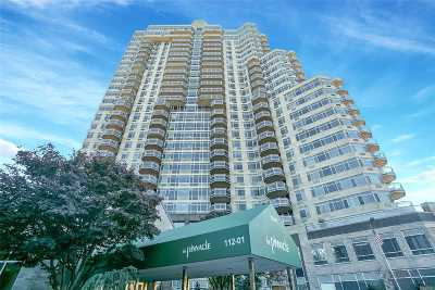 Forest Hills Condo/Townhouse For Sale: 112-01 Queens Blvd #17B