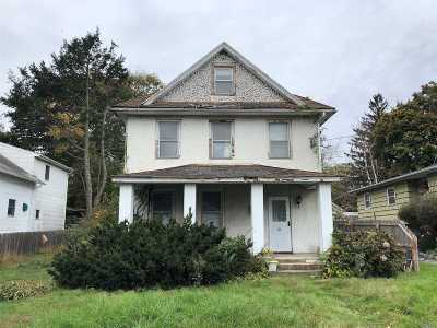 Huntington Single Family Home For Sale: 31 Barrow Ct