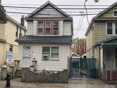 Ozone Park Multi Family Home For Sale: 107-58 101st St