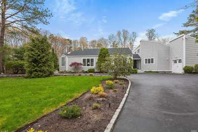 Quogue Single Family Home For Sale: 19 E Deerfield
