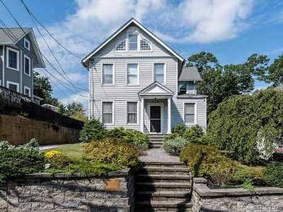 Oyster Bay Single Family Home For Sale: 38 Locust Ln
