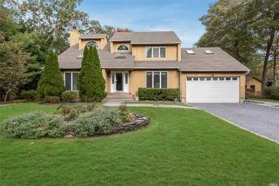 Hampton Bays Single Family Home For Sale: 39 Fordham Dr