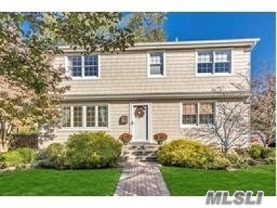 Massapequa Single Family Home For Sale: 137 Chicago Ave