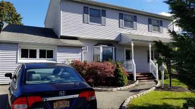 Lake Ronkonkoma Single Family Home For Sale: 58 Woodland St
