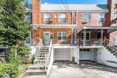 Flushing Single Family Home For Sale: 27-25 170th St