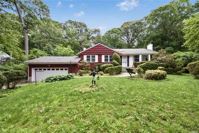 Huntington Single Family Home For Sale: 6 Hartman Hill Rd