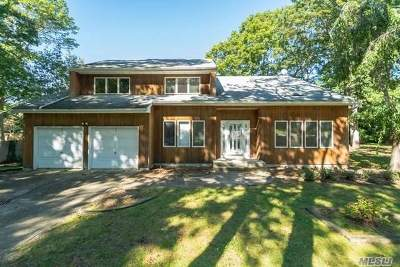 Wading River Single Family Home For Sale: 74 19th St