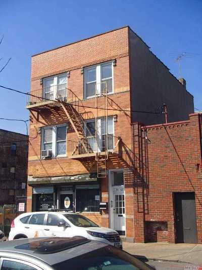 Long Island City Multi Family Home For Sale: 3462 10th St