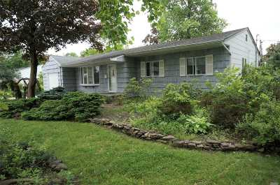 Dix Hills Single Family Home For Sale: 9 Mehan Ln