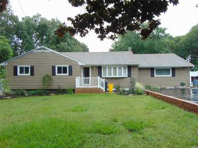 Hauppauge NY Single Family Home For Sale: $425,000