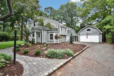 Huntington Single Family Home For Sale: 460 W Main St