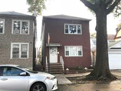 Elmhurst Multi Family Home For Sale: 87-10 55th Ave