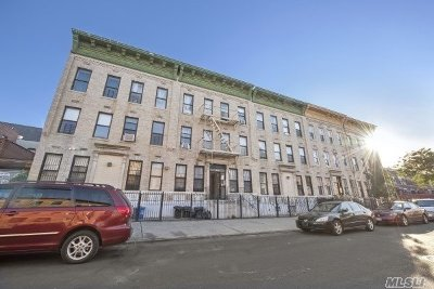 Brooklyn Condo/Townhouse For Sale: 246 Sumpter St #1A
